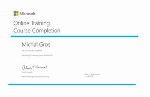 Windows 10 - Learning Series (MPN14170) 2016